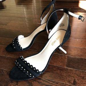 Brand new never worn!  Nine West ankle strap heel